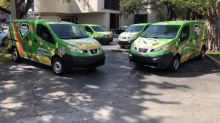 PotNetwork Holdings, Inc.'s Diamond CBD Hits The Road With New Fleet of Mobile Sales Vans