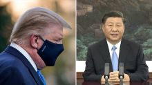 Chinese president's message to Donald Trump after Covid diagnosis