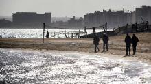Chypre-Nord: la zone littorale de la ville-fantôme de Varosha rouverte jeudi