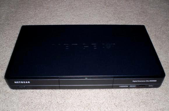 Netgear EVA 9150 Digital Entertainer Elite unboxed, previewed, well loved