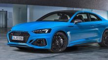 Audi Refines the RS5 Coupé and Sportback