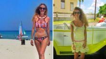 Paula Vázquez presume de tipazo durante sus vacaciones en Cuba