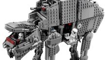 'Star Wars' Force Friday: Up close with Lego's 'The Last Jedi' Assault Walker (exclusive)
