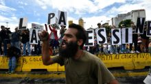 War of words between Caracas, OAS chief as new protests flare