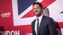 """Gerard Butler Says He's """"Lucky to Be Here"""" After Motorcycle Crash"""