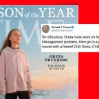 Even Trump Supporters Have to Realize Trump's Attack On Greta Thunberg Is Stupid