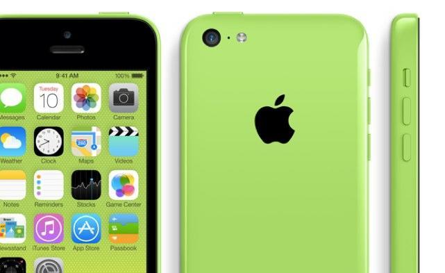 Galaxy S5 beat out by iPhone 5c in its Great Britain debut