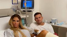Kate Price Rushed Back To Hospital After Surgery On Both Broken Feet