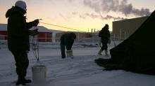 'Arctic heat wave' hits world's northernmost settlement