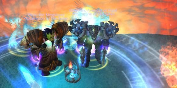 """""""Guide dog"""" player and guild embrace sightless guildmate, steer team to victory"""