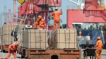 China June exports unexpectedly rise 0.5% year-on-year, imports up 2.7%