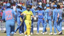 Finch furious after 3rd ODI run-out mix-up