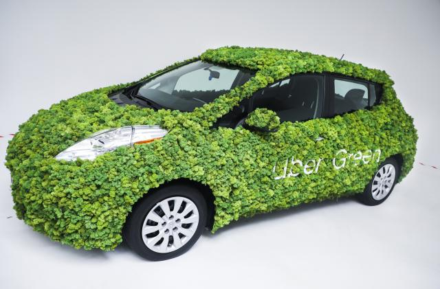 Uber brings its green rides option to the US