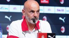 """Milan, Pioli: """"I nuovi saranno d'aiuto da subito. Scudetto? Non so, diamo il massimo"""""""