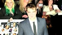 Robert Pattinson Wants to Strangle The Guy Who Came up with R-Patz Nickname