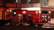 2 floors evacuated in Mississauga highrise fire