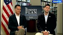 Full interview with Romney, Ryan