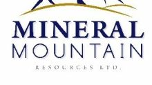 Mineral Mountain Announces C$2.0 Million Non-Brokered Private Placement