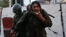 Indignación en Chile al precipitarse al río un menor desde 7 metros de altura tras ser empujado por un policía