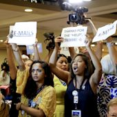 Here Are 7 Things That Went Wrong on the Democratic Convention's First Day