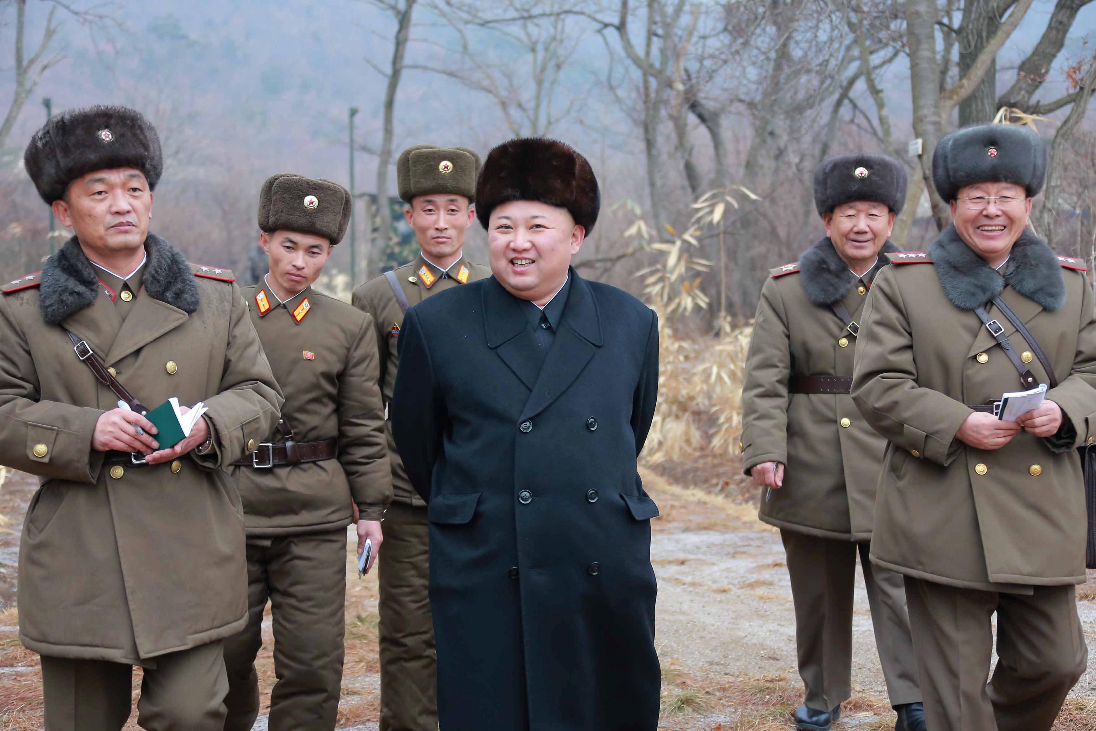 Coronavirus Nordkorea