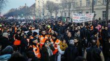 Le communiste IanBrossat dit-il vrai sur l'ampleur exceptionnelle de la grève contre la réforme des retraites ?