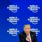 Trump and Thunberg face off as Davos warms to climate action