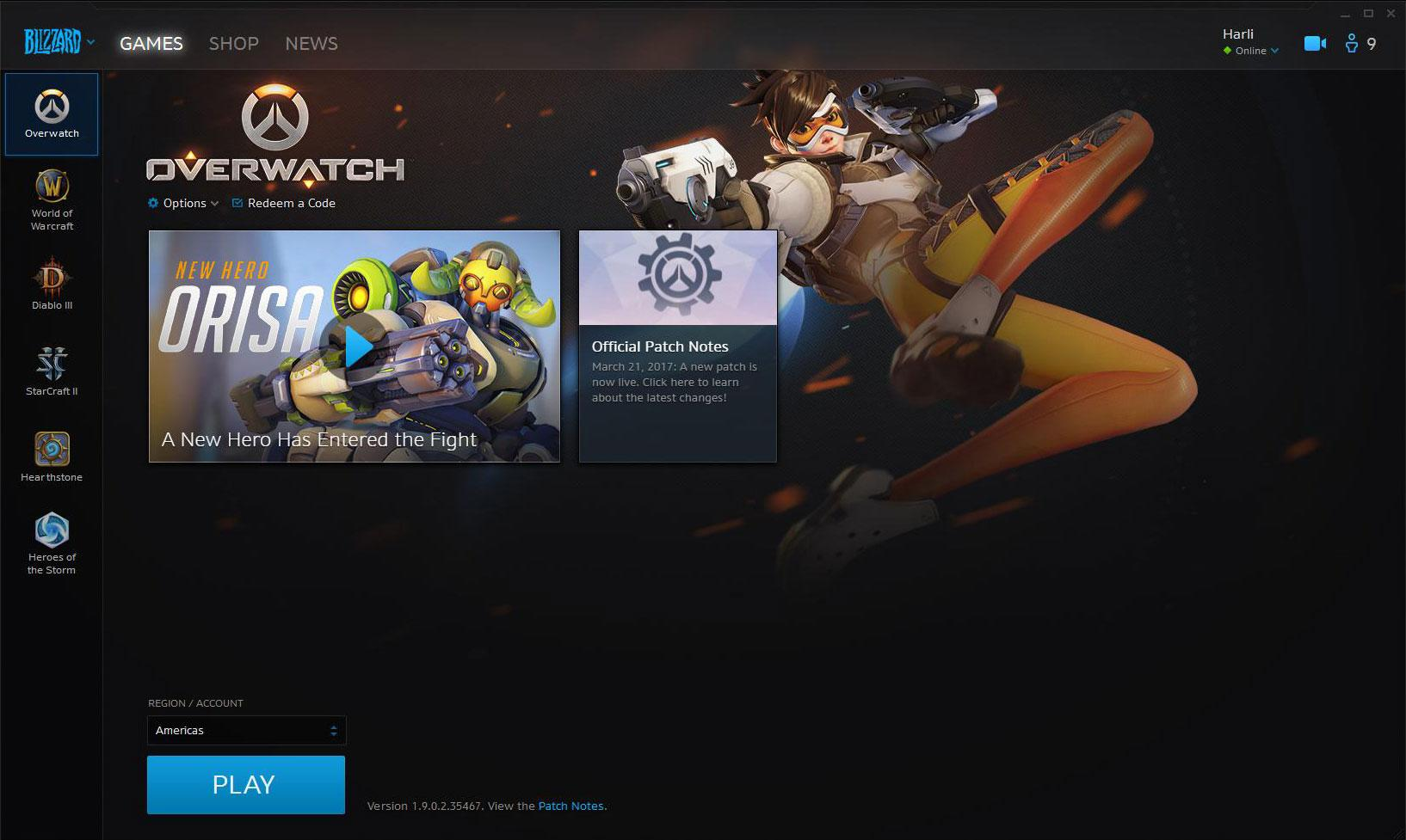 Blizzard changes name of Battle net to Blizzard App