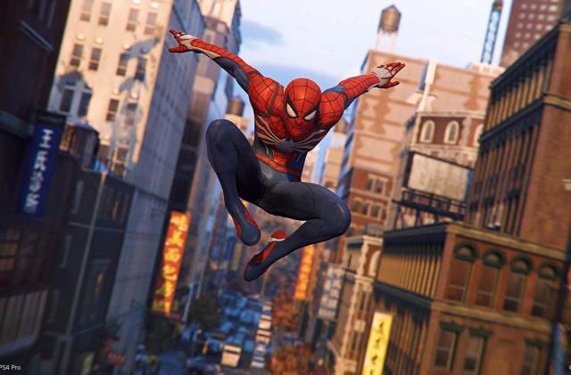 Sony Interactive snaps up 'Spider-Man' developer Insomniac Games