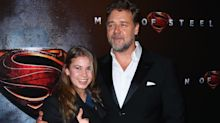 Bindi Irwin shows off the 'beautiful' wedding gift Russell Crowe sent her