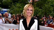 Julia Roberts, Salma Hayek lend veteran star power to TIFF red carpet