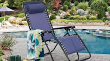 Score this best-selling zero gravity chair for a ridiculously low price, just in time for summer