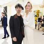 Joe Jonas Throws Fiancée Sophie Turner a Surprise Valentine's Day Birthday Bash — See the Photos