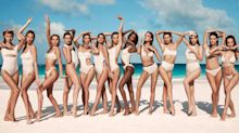 13 supermodels join Solid & Striped's 'Swim Team'