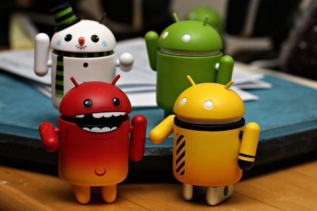 Your free Android apps talk to thousands of ad sites