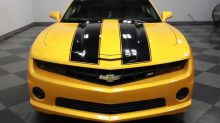 Unleash Your Inner Superhero In This 2010 Chevy Camaro RS/SS Bumblebee