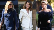 Carla Zampatti's funeral: Aussie stars turn out to farewell designer