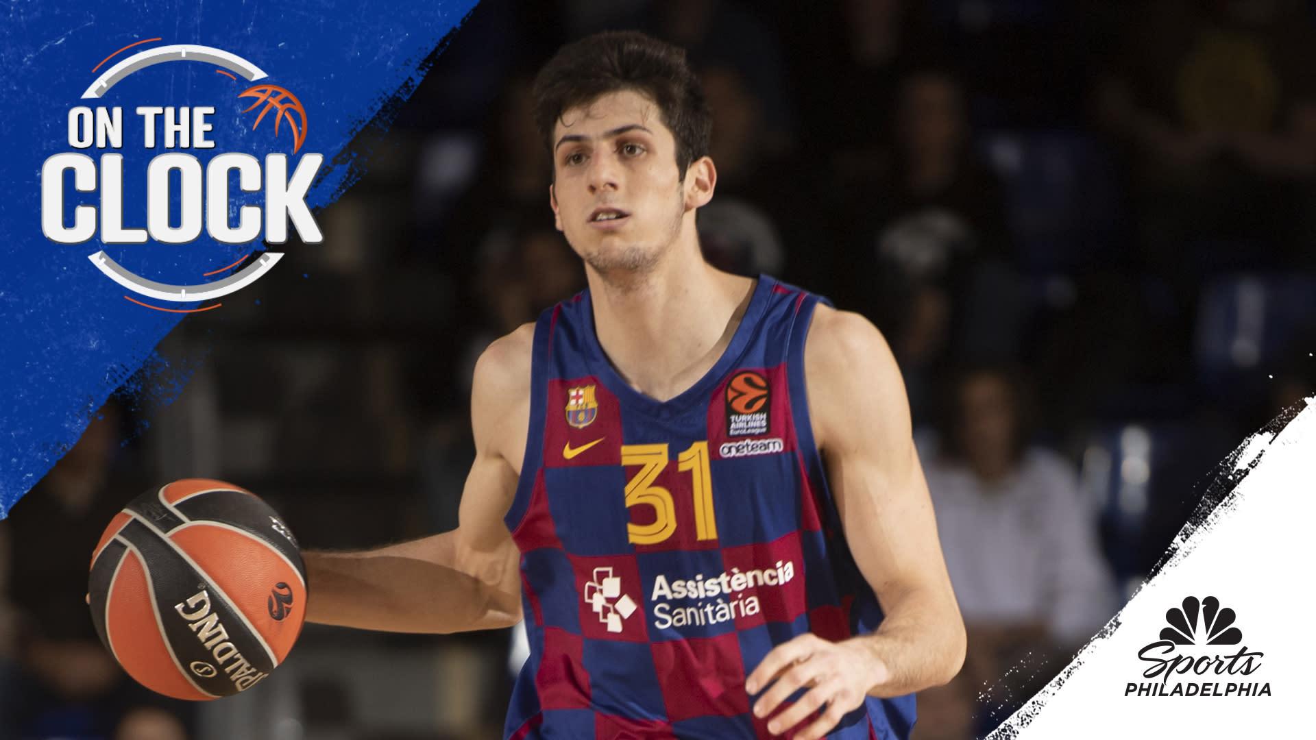 2020 NBA draft profile: Leandro Bolmaro ...
