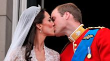 Prinz William & Herzogin Catherine: Die schönsten Bilder ihrer Hochzeit