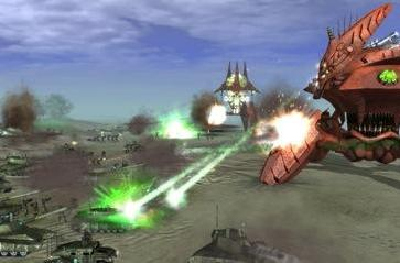 Universe at War features Xbox 360, PC cross-platform play
