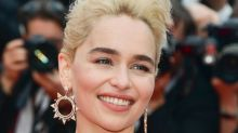 Emilia Clarke just cut her hair into a short bob