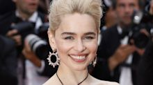 Emilia Clarke Dyed Her Own Hair Right Before The 2019 Oscars