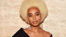We Can't Take Our Eyes Off Solange's Best Blonde Hairstyles