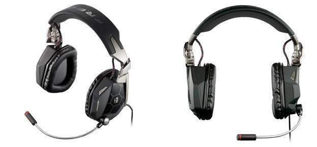 Mad Catz readies latest gaming headset:  F.R.E.Q 5 makes you look a bit like one