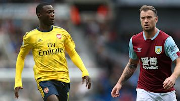 Live: Arsenal host Burnley after opening day win