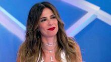Luciana Gimenez evita citar ex-marido no 'Programa Silvio Santos': 'Nem eu lembro'