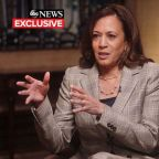 Kamala Harris to ABC's Robin Roberts: Revisiting primary debate clash is a 'distraction'