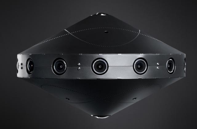 Facebook announces its 360-degree camera