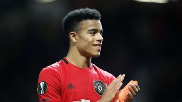 Manchester United to hold further contract talks with Europa League match-winner Mason Greenwood