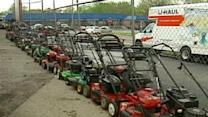 Lawn Mower Repair Business Is Booming